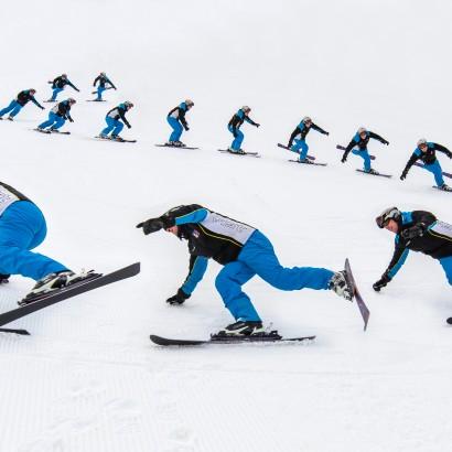 Prodloužený víkend Carvingu pro dospělé - Rakousko Ski Amadé 14.-17.12. 2018