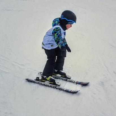 Předvánoční Carving pro děti 6-8 let - Pec pod Sněžkou 20.-23.12.2018